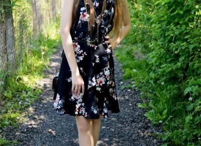 Wredna z wyboru: KWIATY W KOBIECYM WYDANIU Ca?kiem elegancka stylizacja idealna na wiosn?