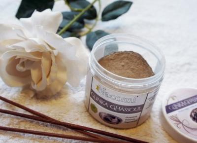 Oczyszczająca glinka Ghassoul na skórę i włosy - ShinyHaired - włosy, uroda, zdrowie