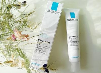 Effaclar Duo [+] - Jakie przyniósł efekty ? - ShinyHaired - włosy, uroda, zdrowie