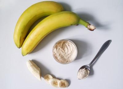 Maseczka do włosów z banana - naturalne proteiny