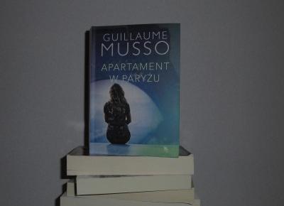 Siejonka: Apartament w Paryżu - Guillaume Musso - recenzja
