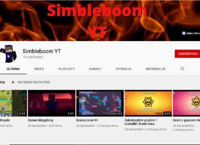 Simbleboom YT
