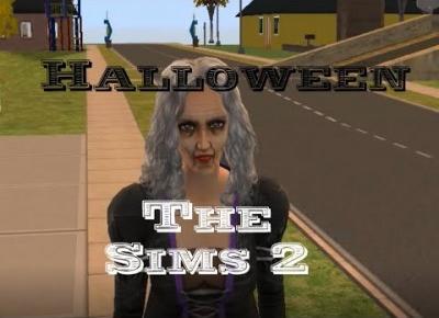 Sims 2 Pokolenie: sez 5 odc 52 - Halloween!