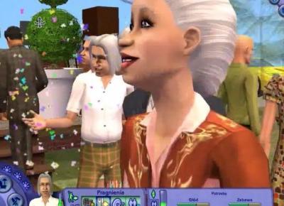 Sims 2 Pokolenie: Szybki strzał u Piotra