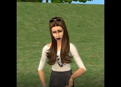 Sims 2 Pokolenie: sez 5 odc 31 - Przymusowa przeprowadzka | Brak telefonu zmienia życie człowieka
