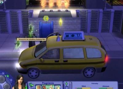 Sims 2 Pokolenie: sez 5 odc 33: Nowy wnuk i wyznanie starej kobiety