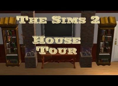 Sims 2 Pokolenie: sez 5 odc 37 - House tour i kolejna miłosna drama