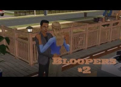 Bloopers #2: Wpadki, śmieszne momenty, wycięte sceny.