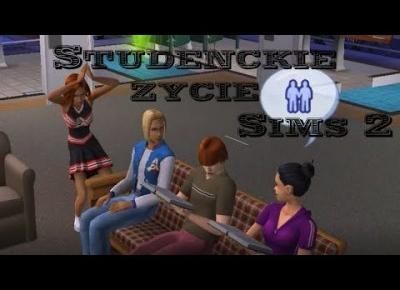Sims 2 Pokolenie: sez 5 odc 49: Studenckie życie | Bol zęba na randce