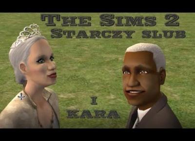 Sims 2 Verona cz. 6: ślub starców i kara za złe zachowanie