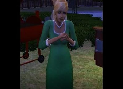 Sims 2 Pokolenie: sez 5 odc 29 - Niespełniona aspiracja