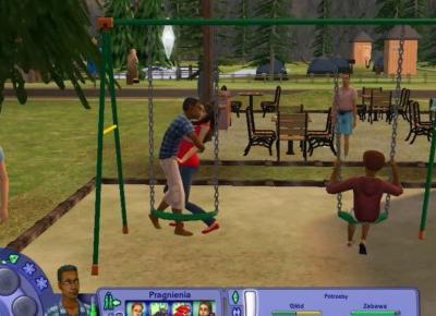 Sims 2 Pokolenie: sez 5 odc 25 - Bogaty na wakacjach cz. 2: Najgorsza jest zdrada!