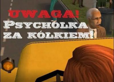 Sims 2 Pokolenie: sez 5 odc 47 - Psycholka za kółkiem!