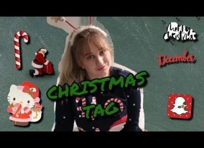 VLOGMAS DAY 9 | CHRISTMAS TAG| NOMINACJE | 2017