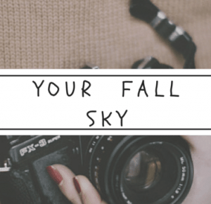 Your Fall Sky: Take a smile for the rest of the day
