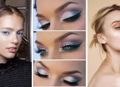 Lifestyle według blondynki: Trendy w makijażu wiosna/lato 2019