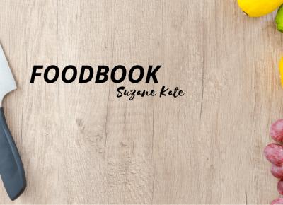 Suzane Kate: FOODBOOK