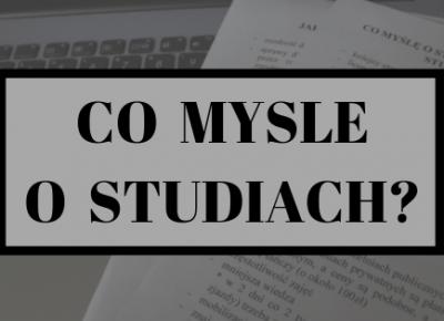 Lifestyle według blondynki: CO MYŚLĘ O STUDIACH I DLACZEGO NIE CHCĘ STUDIOWAĆ ZAOCZNIE?