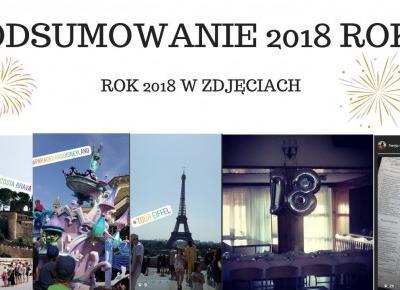 ROK 2018 W ZDJĘCIACH I PODSUMOWANIE ROKU I Suzane Kate