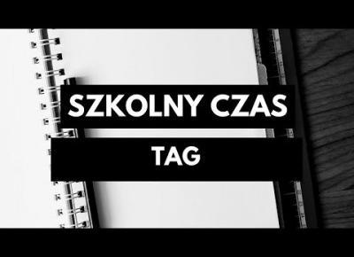 BACK TO SCHOOL 2018 I TAG SZKOLNY CZAS I SuzaneKate