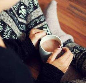 Suzanne_Q: Jak sprawić aby ponury dzień był lepszy!   orzeszki z ciecierzycy