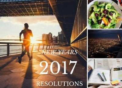 Sylwia Kaczmarska: New Year Resolutions for 2017