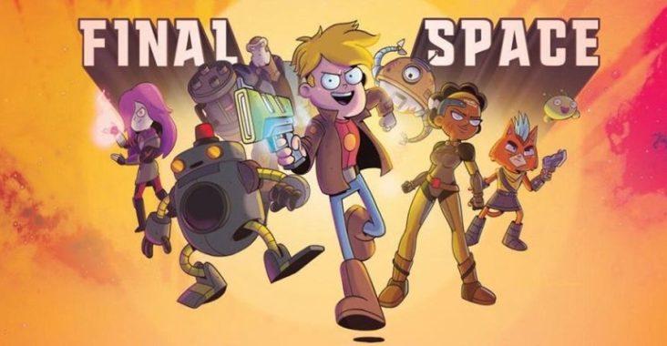 FINAL SPACE - Season 2 - Seriale Srebrnego Ekranu