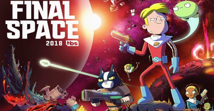 FINAL SPACE - Season 1 - Seriale Srebrnego Ekranu