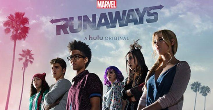 RUNAWAYS - Season 1 - Seriale Srebrnego Ekranu