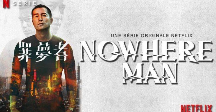 NOWHERE MAN - Season 1 - Seriale Srebrnego Ekranu