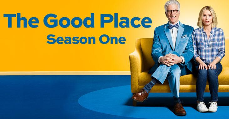 The Good Place - Season 1 - Seriale Srebrnego Ekranu