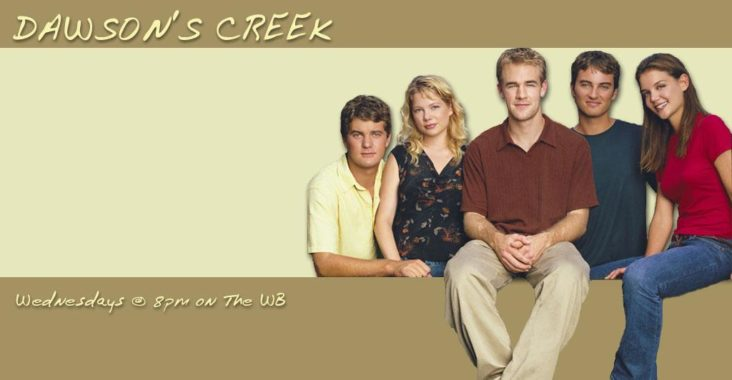 Dawson's Creek - Season 4 - Seriale Srebrnego Ekranu
