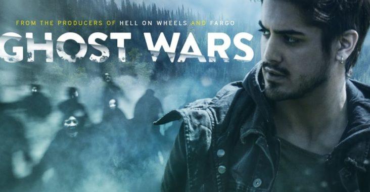 GHOST WARS - Season 1 - RECENZJA - Seriale Srebrnego Ekranu