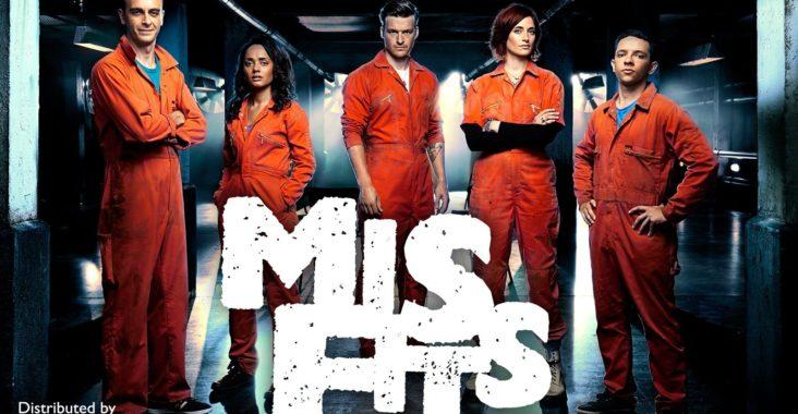MISFITS - Season 5 - Seriale Srebrnego Ekranu