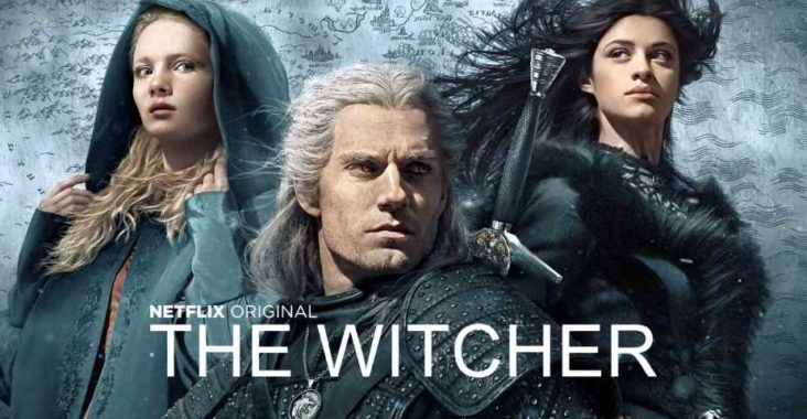 THE WITCHER - Season 1 - Seriale Srebrnego Ekranu