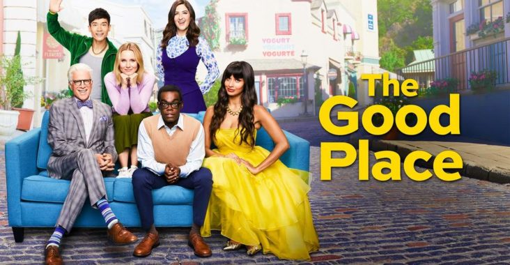 The Good Place - Season 4 - Seriale Srebrnego Ekranu
