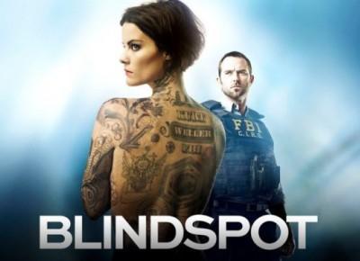 BLINDSPOT - Season 1 - Seriale Srebrnego Ekranu