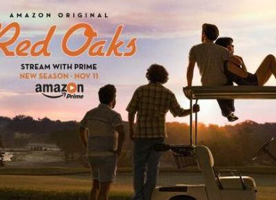 Red Oaks - SEZON 2 - Recenzja - Seriale Srebrnego Ekranu