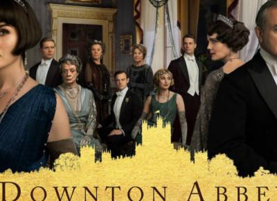 DOWNTON ABBEY - Series 6 - Seriale Srebrnego Ekranu