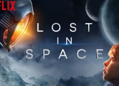 LOST IN SPACE - Sezon 1 - RECENZJA - Seriale Srebrnego Ekranu