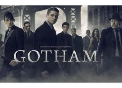 GOTHAM - Season 2 - Seriale Srebrnego Ekranu