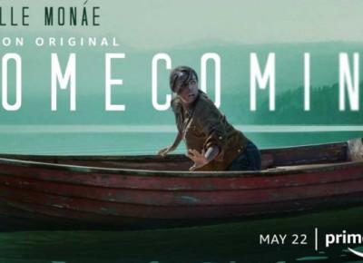 HOMECOMING - Sezon 2 - RECENZJA - Seriale Srebrnego Ekranu