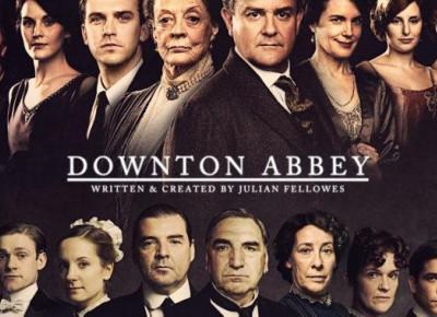 DOWNTON ABBEY - Season 2 - Seriale Srebrnego Ekranu