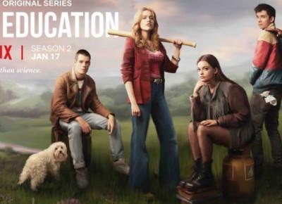 SEX EDUCATION - Season 2 - Seriale Srebrnego Ekranu