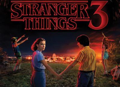 STRANGER THINGS - Season 3 - Seriale Srebrnego Ekranu
