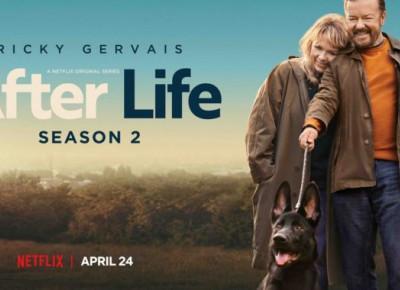 After Life - SEZON 2 - Recenzja - Seriale Srebrnego Ekranu