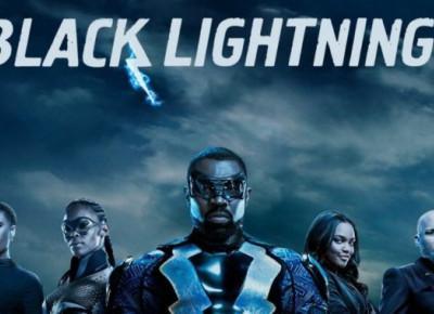BLACK LIGHTNING - Season 2 - Seriale Srebrnego Ekranu