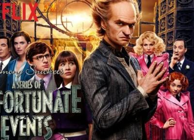 A Series of Unfortunate Events - Season 3 - Seriale Srebrnego Ekranu