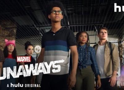 RUNAWAYS - Season 2 - Seriale Srebrnego Ekranu