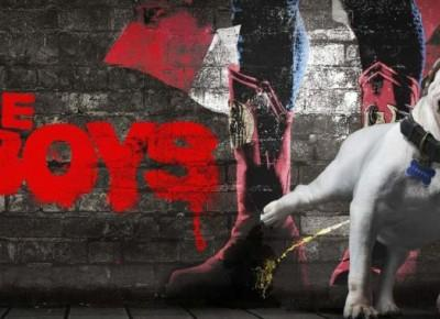 THE BOYS - Season 1 - Seriale Srebrnego Ekranu
